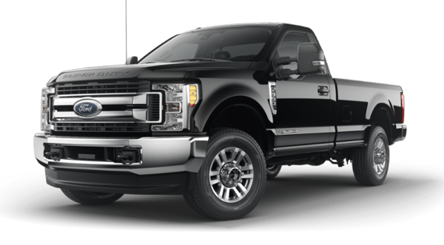 2018 Ford F-350 XLT Truck Regular Cab